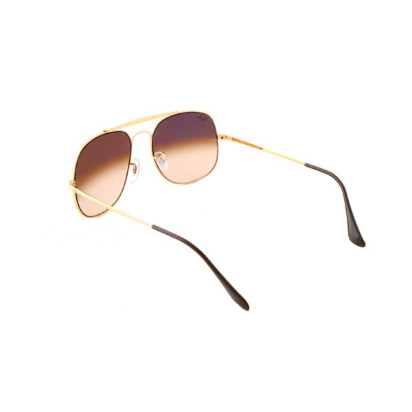 Leeszonnebril Ray-Ban The General RB3561 9001A5 57-1-LUX1136