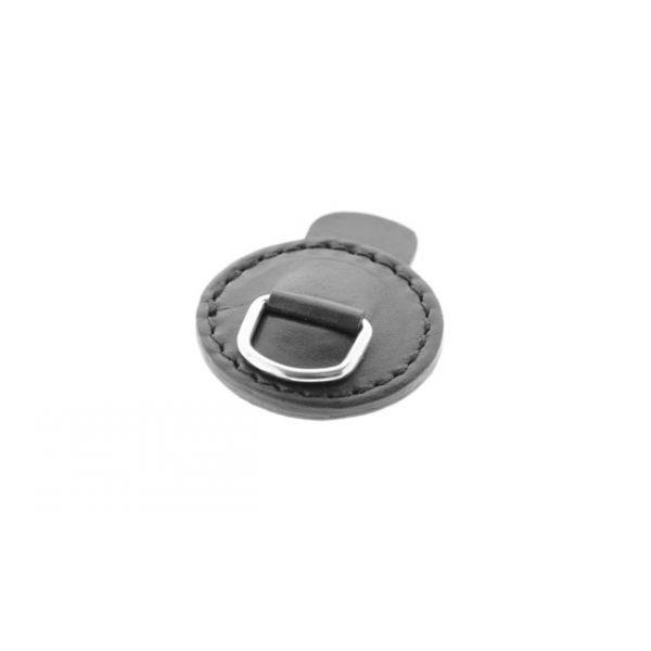 Leren magneet brilhangertje 1332 05 stylish zwart-1-LUN1004