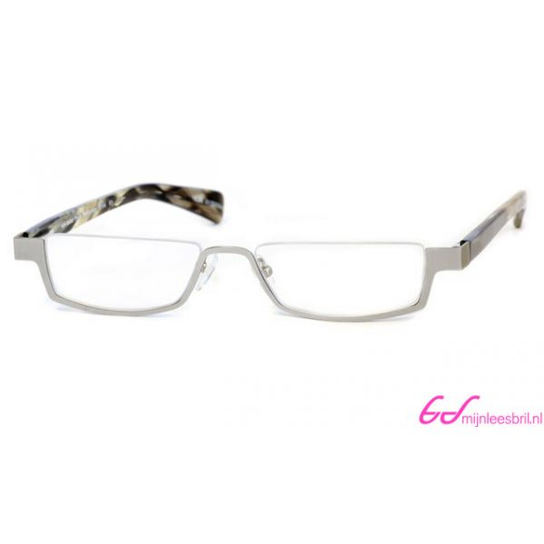 Leesbril Peek Performer 2144-Zilver / Grijs-+1.00-1-EYE1082100