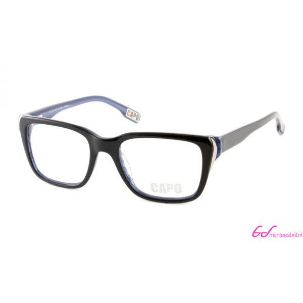 Leesbril Capo Don Vito C1 zwart / blauw-1-MOR1016