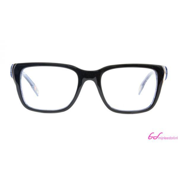 Leesbril Capo Don Vito C1 zwart / blauw-4-MOR1016