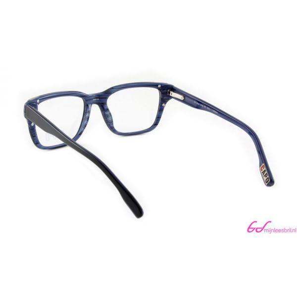 Leesbril Capo Don Vito C1 zwart / blauw-2-MOR1016
