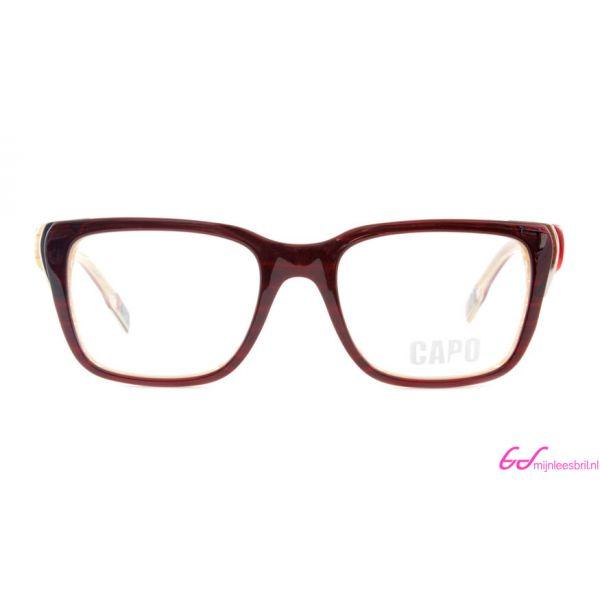 Leesbril Capo Don Vito C2 bruin / beige-3-MOR1017
