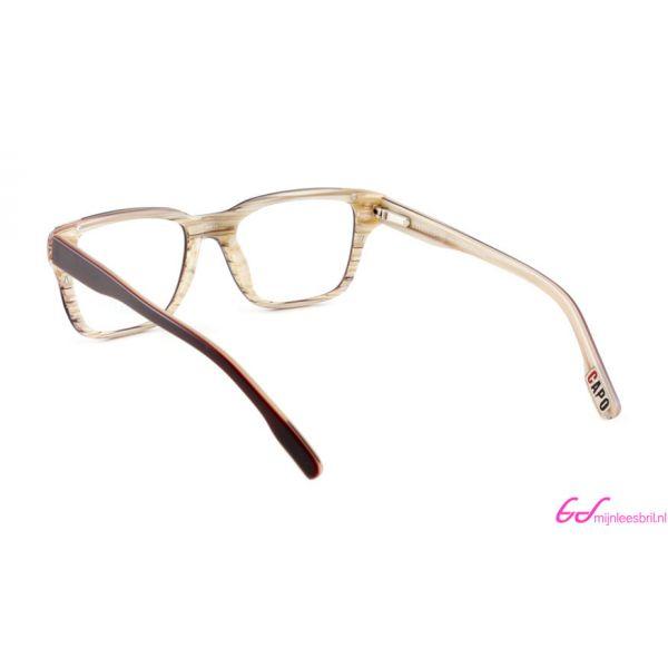 Leesbril Capo Don Vito C2 bruin / beige-4-MOR1017
