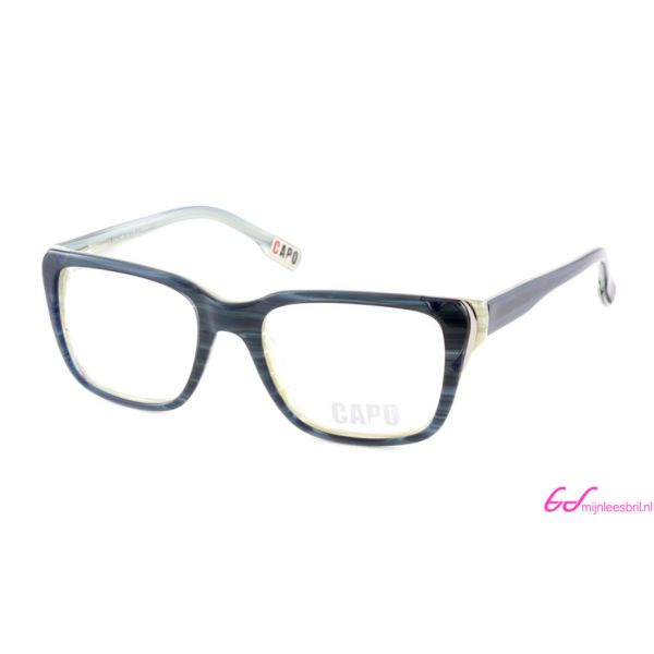 Leesbril Capo Don Vito C3 blauw / groen-1-MOR1018