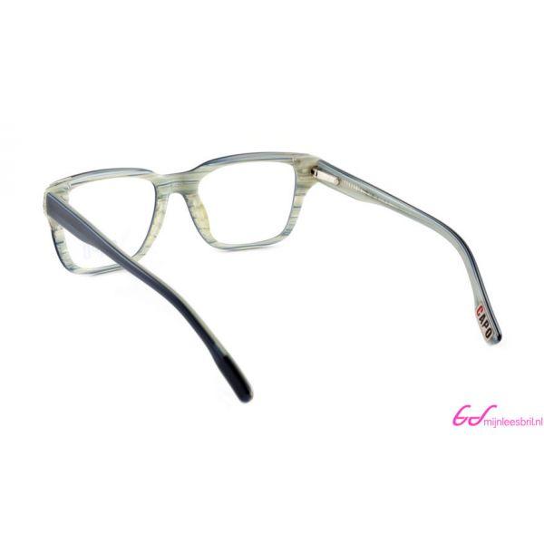 Leesbril Capo Don Vito C3 blauw / groen-4-MOR1018