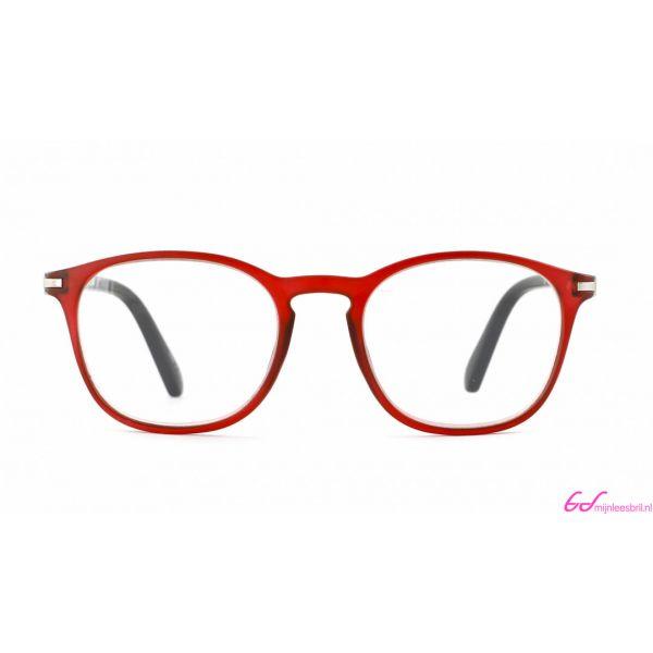Leesbril Elle Eyewear EL15931-Rood Zwart-+2.50-2-CHA1003250