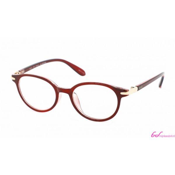 Leesbril Elle Eyewear EL15932-Rood-+2.50-1-CHA1005250