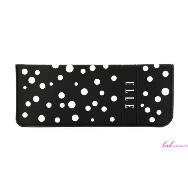 Leesbril Elle Eyewear EL15931-Rood Zwart-+2.50-4-CHA1003250