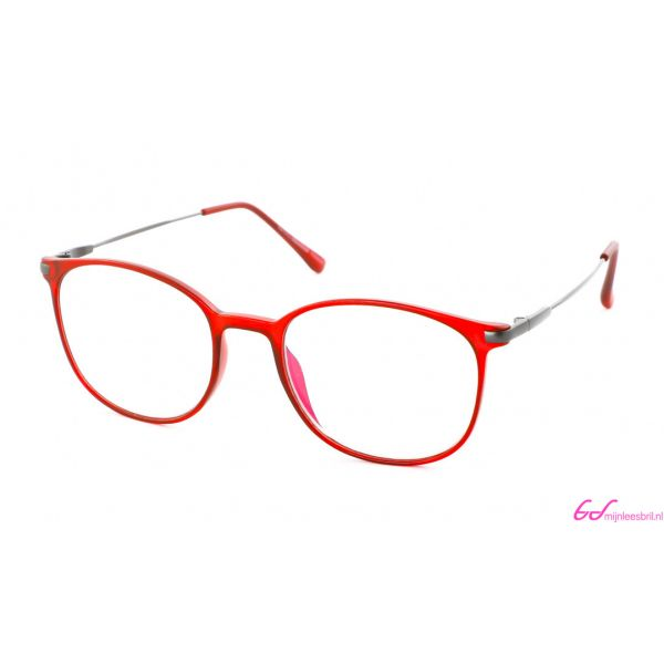Leesbril Ofar Office Multifocaal CF0003C- Rood -+2.50-1-OFA1026250