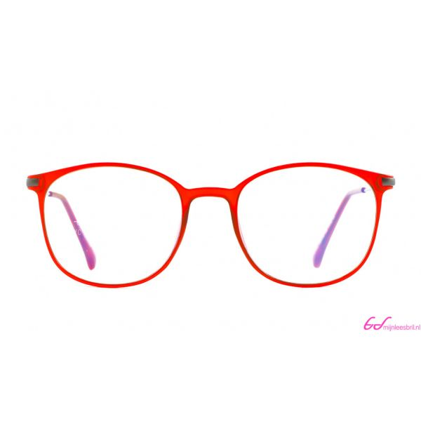 Leesbril Ofar Office Multifocaal CF0003C- Rood -+2.50-2-OFA1026250