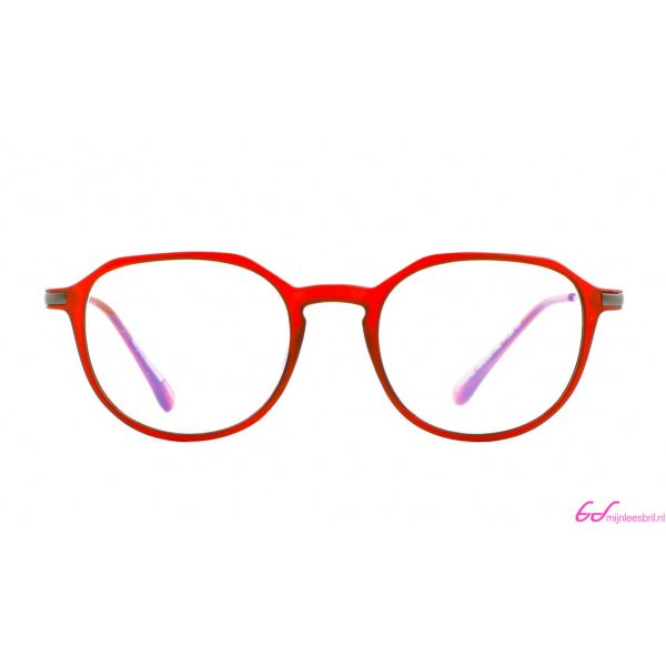 Leesbril Ofar Office Multifocaal CF0004C- Rood -+1.00-2-OFA1030100