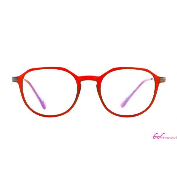 Leesbril Ofar Office Multifocaal CF0004C- Rood -+2.50-2-OFA1030250