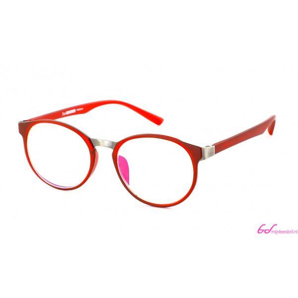 Leesbril Ofar Office LB0194/C- Rood -+4.00-1-OFA1038400