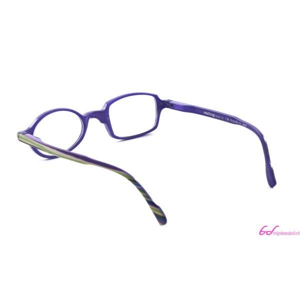 Leesbril Readloop Toukan-Groen paars gestreept-+1.00-3-RDL1029100