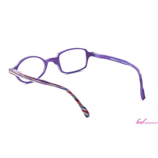 Leesbril Readloop Toukan-Roze paars gestreept-+1.00-3-RDL1030100