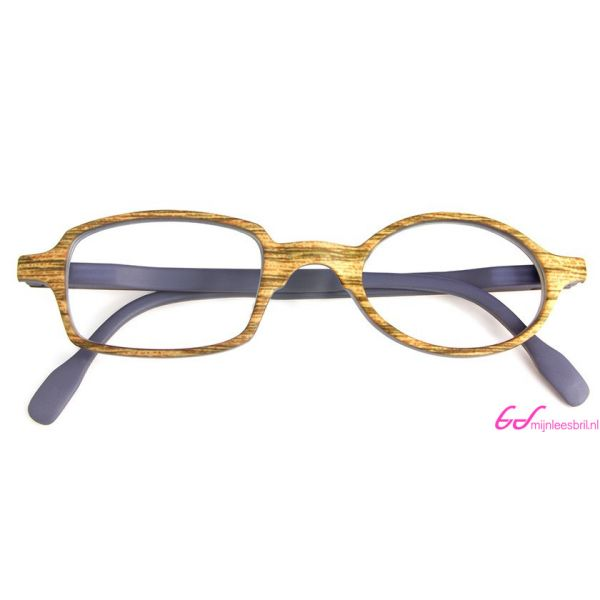Leesbril Readloop Toukan-Hout grijs-+1.50-4-RDL1016150