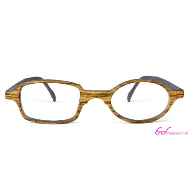 Leesbril Readloop Toukan-Hout grijs-+2.50-2-RDL1016250