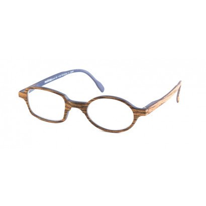 Leesbril Readloop Toukan 2606-01 hout grijs | mijnleesbril