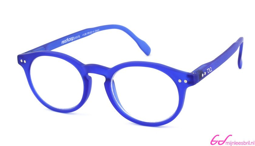 Leesbril Readloop Tradition 2601-10 blauw