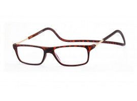 Magneet leesbril Nordic Glasögon Stockholm havanna | Mijnleesbril.nl