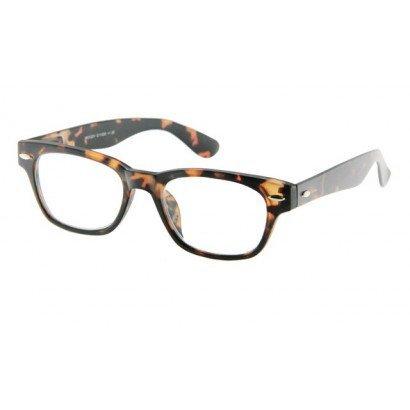 Leesbril INY Woody G11800 havanna/bruin | mijnleesbril.nl