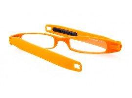 Opvouwbare leesbril Figoline oranje | Mijnleesbril.nl