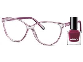 leesbril-anny-eyewear-963003-50-stiletto-lady-paars-schuin | mijnleesbril.nl