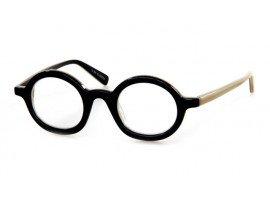 Leesbril Flat Tire 2233 39 zwart/marmer   Mijnleesbril.nl