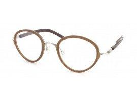 Leesbril Metzler 5050 A bruin/zwart | Mijnleesbril.nl
