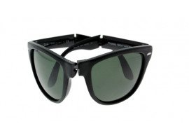 Zonneleesbril Ray-Ban Folding Wayfarer RB4105-601-54 zwart | mijnleesbril.nl