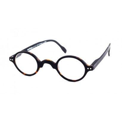 Leesbril Readloop Legende 2602-01 havanna zwart   mijnleesbril.nl