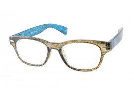 leesbril-talba-1652-lichtblauw-hout-schuin  mijnleesbril.nl