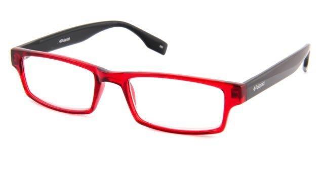 Leesbril Polaroid S3412 Roodzwart kopen in de aanbieding