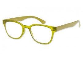 Leesbril INY James G47100 olijfgroen | MIjnleesbril.nl