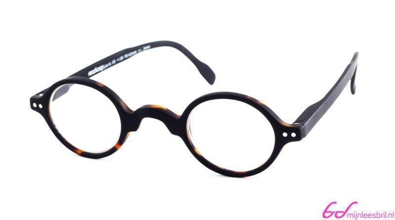 Leesbril Readloop Legende 2602-01 havanna zwart | mijnleesbril.nl