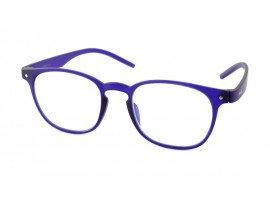 leesbril-polaroid-PLD0018R-mat-blauw-schuin |mijnleesbril.nl