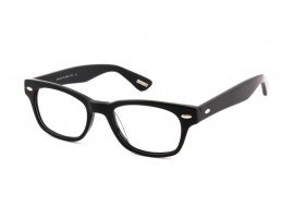 Leesbril Frank and Lucie Eyebrow FL11200 zwart  - mijnleesbril.nl