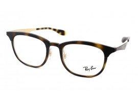 leesbril-ray-ban-ORX7112-5683-havanna-schuin |mijnleesbril.nl