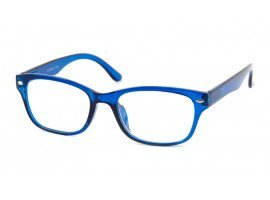 Leesbril iZi reader 04 blauw - mijnleesbril.nl