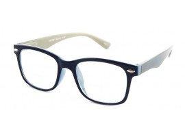 Leesbril bifocaal INY Gatsby G52100 blauw/grijs | Mijnleesbril.nl