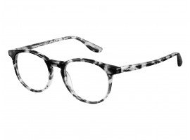 leesbril-carrera-CA6636N-TKD-zwart-wit-schuin  mijnleesbril.nl