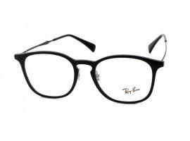 leesbril-ray-ban-ORX8954-8025-zwart-schuin |mijnleesbril.nl