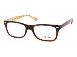 Leesbril RB5228-5057-50 havanna/crème | Mijnleesbril.nl