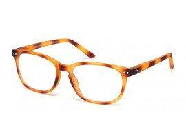 leesbril-blauw-licht-filter-blueberry-licht-havanna-b#6-C10-XL-blond-schuin | mijnleesbril.nl