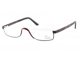 Leesbril look-over Jaguar 33095 1112 rood/zwart