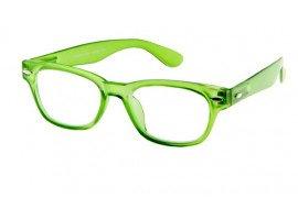 Leesbril INY Woody G38700 groen/transparant | mijnleesbril.nl