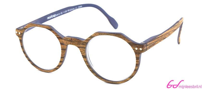 Leesbril Readloop Hurricane 2623-03 bruin/hout | mijnleesbril
