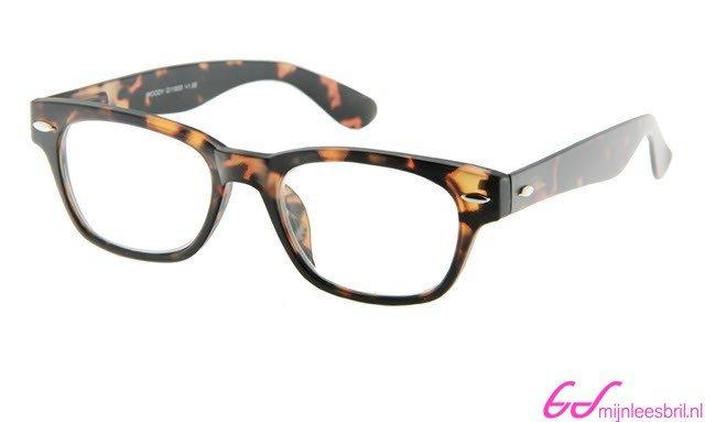 Leesbril INY Woody G11800 havanna/bruin   mijnleesbril.nl