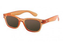 Leeszonnebril INY Woody Sun G14500 oranje/transparant | Mijnleesbril.nl